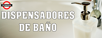 Dispensadores de baño